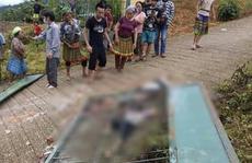 Cổng trường mầm non bất ngờ đổ sập đè 3 học sinh tử vong
