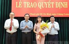 Giám đốc Sở Tài chính tham gia BCH Đảng bộ TP HCM