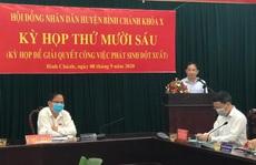 Ông Đào Gia Vượng được bầu giữ chức Chủ tịch UBND huyện Bình Chánh