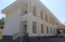 Agribank bàn giao trường tiểu học và trung học cơ sởxã A Ngo, huyện Đakrông,tỉnh Quảng Trị