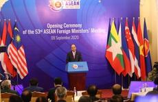ASEAN đề cao luật pháp quốc tế