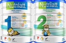 Sữa Nutrilatt 1 và 2 nhập khẩu có hàm lượng sắt và kẽm thấp hơn quy định