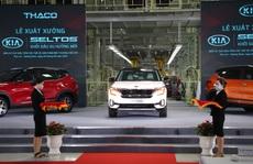 Thaco xuất xưởng xe Kia Seltos giá từ 599 đến 719 triệu đồng