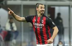 'Thánh' Ibrahimovic tái xuất, AC Milan thống trị Serie A