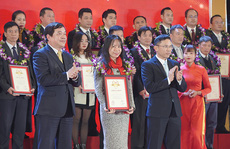 Vietbank được vinh danh 'Top 500 doanh nghiệp lớn nhất Việt Nam 2020'