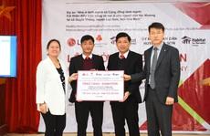 LG chung tay cùng Habitat For Humanity hỗ trợ các gia đình dân tộc Mường tại Hòa Bình