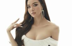 Hoa hậu Kiều Ngân tung bộ ảnh sexy