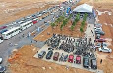 Bất động sản Bà Rịa - Vũng Tàu 'thơm lây' sân bay Long Thành