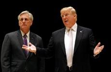 Bạo loạn tại Quốc hội Mỹ: Tổng thống Donald Trump bất ngờ nhận một phần trách nhiệm?