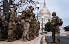 Lính Mỹ rầm rập đến Washington, Lầu Năm Góc lo những kịch bản 'khủng' nhất