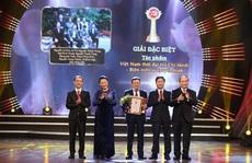 Báo Nhân Dân đoạt giải đặc biệt Giải Búa liềm vàng năm 2020