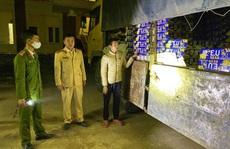 Lái xe tải chở hàng lậu, 'xài' ma túy đá bị phạt 35 triệu đồng, tước bằng 23 tháng