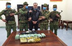 Bị bắt khi vận chuyển số ma túy trị giá 6 tỉ đồng