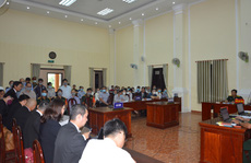 Tòa án quân sự Quân khu 7 vừa tuyên án Lê Quang Hiếu Hùng