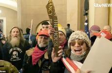 Mỹ: Thêm nhiều kẻ bạo loạn 'nổi tiếng' bị bắt