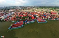 Giá thuê container rỗng tăng gấp 10 lần