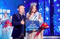 Doanh nghiệp tổ chức thi Hoa hậu Doanh nhân sắc đẹp Việt bị phạt 90 triệu đồng