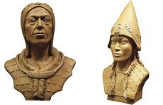 Kinh ngạc đôi nam nữ 'trở về' từ mộ cổ đầy vàng 2.600 năm