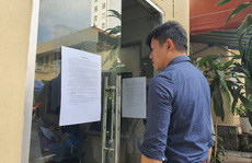 Mệt mỏi xin cấp giấy phép kinh doanh: Hồ sơ đã được xử lý bình thường