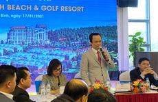 Tỉ phú Trịnh Văn Quyết: Quảng Bình có biệt thự ven biển 6 sao giá triệu đô