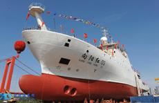 Indonesia bắt quả tang hoạt động đáng ngờ của tàu khảo sát Trung Quốc