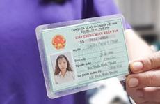 Bao giờ người dân TP HCM có CCCD gắn chip?