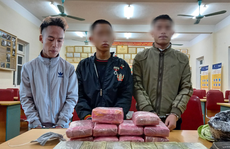 Học sinh nhận 300 triệu đồng để vận chuyển 12 bánh heroin, 54.000 viên ma túy