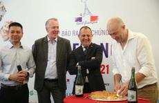 """Tổng lãnh sự quán Pháp tại TP HCM ra mắt chứng nhận 'Goût Français"""""""