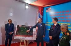 Mỹ viện trợ không hoàn lại 65 triệu USD hỗ trợ nạn nhân chất độc da cam tại Việt Nam