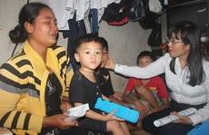 CEP trao yêu thương đến hộ nghèo