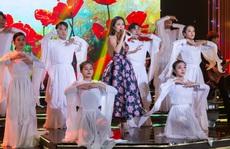 'Chim sơn ca đất Quảng' Thanh Trà gửi ấm áp trong Xuân về miền Trung