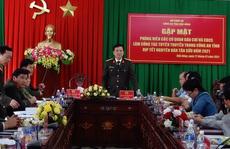 'Kẻ thù số 1, số 2' của Giám đốc Công an Đắk Nông là gì?