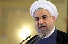 """Iran """"mừng ra mặt"""" khi ông Donald Trump mãn nhiệm"""