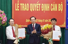 Ông Nguyễn Văn Hiếu giữ chức Bí thư Thành ủy Thủ Đức