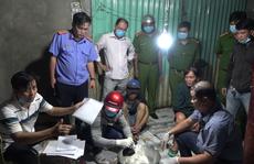 CLIP: Phá ổ ma túy 'khủng' ở Tiền Giang do 1 phụ nữ 61 tuổi cầm đầu