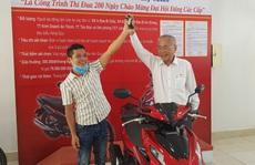 Tổng Công ty Liksin: Thưởng vàng, xe máy cho lao động xuất sắc