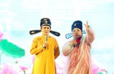 """Gala Mai Vàng 2021 - """"Tết yêu thương"""": Huỳnh Lập khuấy động với 'Táo quân du Xuân'"""