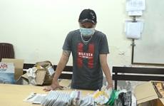 Cảnh sát kinh tế cùng Công an Ga Sài Gòn phá án