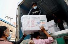 Ấn - Trung cạnh tranh vắc-xin Covid-19