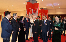 Đại hội XIII tiếp tục làm việc về công tác nhân sự