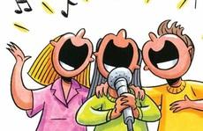 Hát karaoke vui thôi, đừng 'tra tấn' hàng xóm!