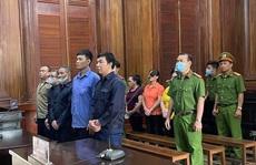 Chị gái 'trùm' giang hồ Dung Hà bỏ trốn, 8 đàn em lãnh đủ