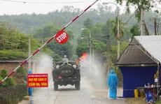 Truy vết hơn 4.600 người từ F1 đến F5 ở Đông Triều, quân đội phun khử khuẩn, tiêu độc