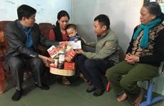 Chương trình 'Xuân nhân ái - Tết yêu thương' đến với các tỉnh miền Trung