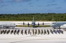Mỹ tập trận ở Thái Bình Dương cùng đồng minh