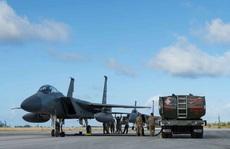 Mỹ điều chiến đấu cơ 'đón lõng' tên lửa Trung Quốc?