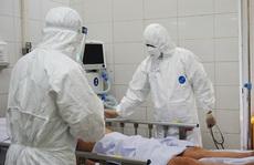 Hai bệnh nhân 1552 và 1553 ở Hải Dương và Quảng Ninh phải chuyển sang Khoa cấp cứu