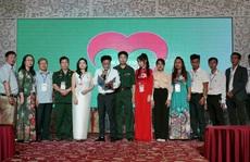Ra mắt Ban Vận động 'Trái tim người lính phương Nam'