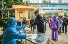 Hà Nội lấy mẫu và xét nghiệm 16.000 người đi/về từ vùng dịch Covid-19