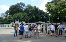 Có hơn 1.250 người dân TP HCM về từ Hải Dương và Quảng Ninh